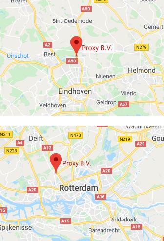 Locaties voor workshop paginas