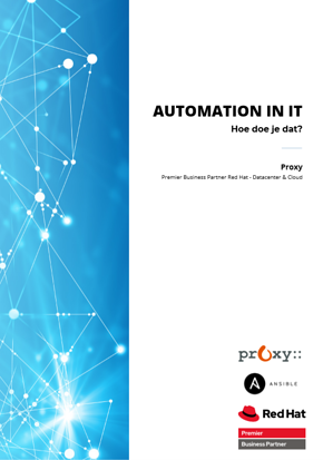 Voorpagina Ansible - Automation in IT-1